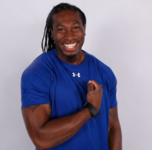 Trainer of the Week Jamaal Dickerson is doing awesome work as a personal trainer and nutrition coach.