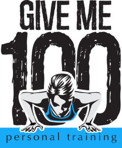 Melanie Created Give Me 100 to help women achieve their fitness goals.