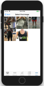Fitness-Progress-Photo-Comparison-Select-First-Image