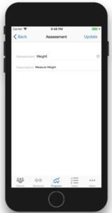 Client Fitness Progress Tracking Update Assessment